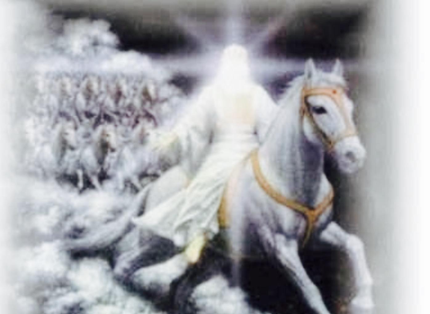 Jesus Returns By Pharp