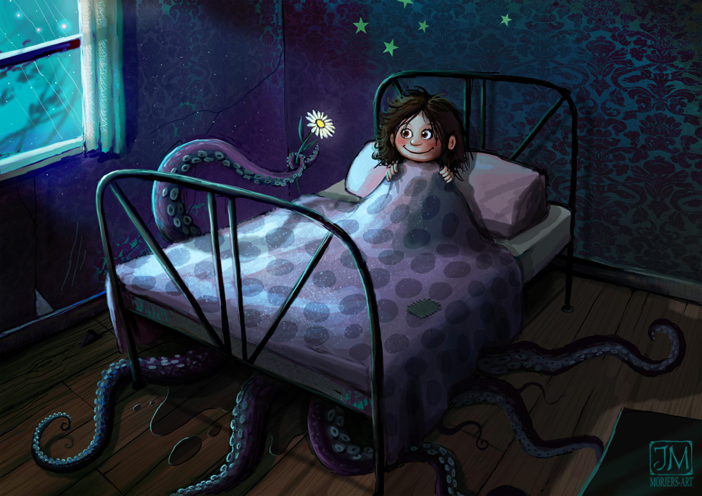 Help Kids Overcome a Fear of Monsters Under the Bed
